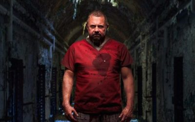 "Kane Hodder is ""Striper!"""